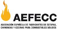 AEFECC | Asociación Española de Fabricantes de Estufas, Chimeneas y Cocinas para Combustibles Sólidos Logo